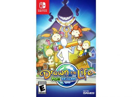 Drawn to Life: Two Realms, il titolo listato in Taiwan per un eventuale arrivo su Nintendo Switch