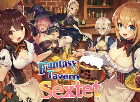 Fantasy Tavern Sextet Vol. 1: New World Days in arrivo il 5 novembre sull'eShop di Nintendo Switch