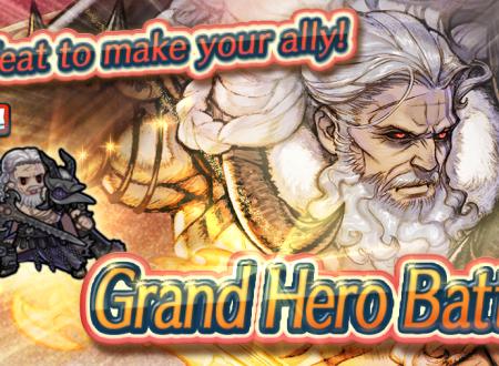 Fire Emblem Heroes: ora disponibile la grande battaglia: Nemesis, il gran liberatore, atto secondo
