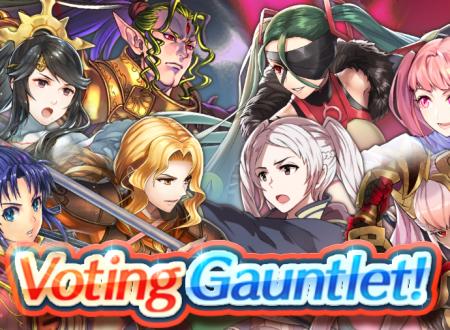 Fire Emblem Heroes: ora disponibile la sfida ai voti: Coda o codini