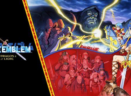 Fire Emblem: Shadow Dragon & the Blade of Light, il titolo in arrivo il 4 dicembre sui Nintendo Switch europei