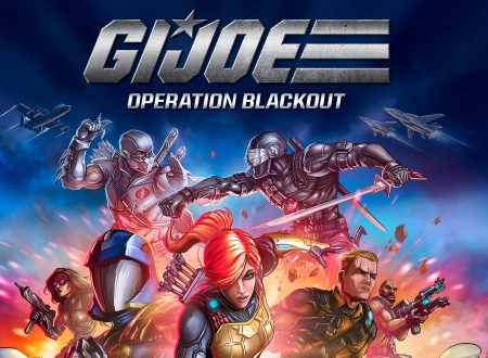 G.I. Joe: Operation Blackout, uno sguardo in video al titolo dai Nintendo Switch europei