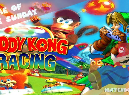 Game of the Sunday – Il gioco della domenica: Diddy Kong Racing incontra Link e i brani di The Legend of Zelda: Ocarina of Time