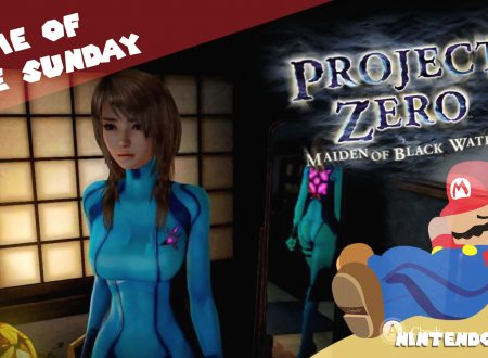 Game of the Sunday – Il gioco della domenica: Yuri Kozukata come Samus per Halloween in Project Zero: Maiden of Black Water