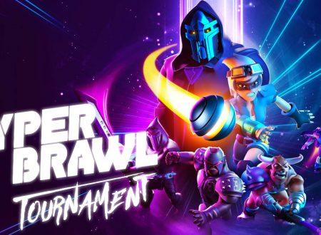 HyperBrawl Tournament: uno sguardo in video al titolo dai Nintendo Switch europei