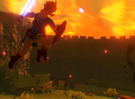Hyrule Warriors: L'era della calamità, pubblicati due video commercial giapponesi