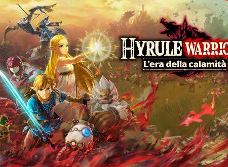 Hyrule Warriors: L'era della calamità, una demo potrebbe presto essere disponibile su Nintendo Switch