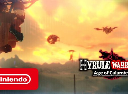 Hyrule Warriors: L'era della calamità, pubblicata la terza parte del trailer: Untold Chronicles From 100 Years Past