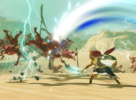 Hyrule Warriors: L'era della calamità, pubblicati nuovi artwork e screenshots dedicati a Urbosa e Revali
