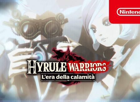 Hyrule Warriors: L'era della calamità, pubblicato il nuovo trailer: Ricordi ritrovati
