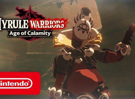 Hyrule Warriors: L'era della calamità, pubblicato un nuovo trailer su Master Kohga