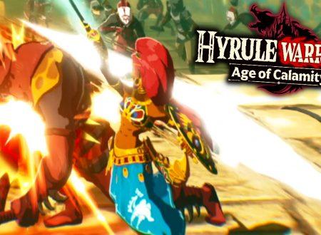 Hyrule Warriors: L'era della calamità, pubblicato un nuovo video gameplay dal Nintendo Treehouse