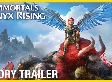 Immortals Fenyx Rising: pubblicato un nuovo trailer dedicato alla trama
