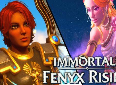 Immortals Fenyx Rising: uno sguardo in video ai primi 54 minuti della demo del titolo su Google Stadia