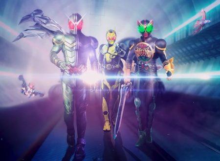 Kamen Rider: Memory of Heroez, pubblicato un nuovo video commercial giapponese