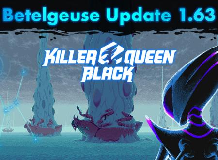 Killer Queen Black: il titolo aggiornato alla versione 1.63 sui Nintendo Switch europei