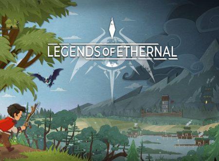 Legends of Ethernal: il titolo in arrivo il 30 ottobre sull'eShop di Nintendo Switch
