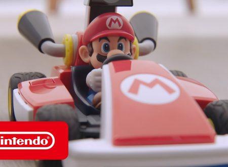Mario Kart Live: Home Circuit, pubblicato il trailer di lancio dedicato al titolo