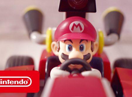 Mario Kart Live: Home Circuit, pubblicato un video commercial americano dedicato al titolo