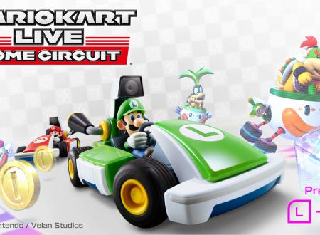 Mario Kart Live: Home Circuit, uno sguardo in video al titolo dai Nintendo Switch europei