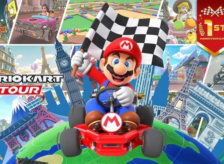 Mario Kart Tour: il titolo aggiornato alla versione 2.6.0 su Android e iOS