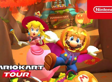 Mario Kart Tour: pubblicato il trailer del Tour di Halloween, disponibile ora nel titolo mobile