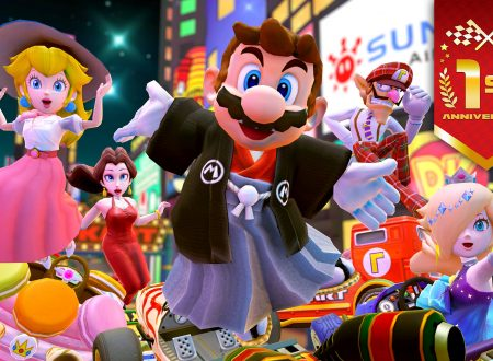 Mario Kart Tour: annunciato il Tour 1° anniversario, in arrivo il 7 ottobre nel titolo mobile