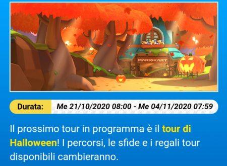 Mario Kart Tour: svelato l'arrivo del Tour di Halloween nel titolo mobile