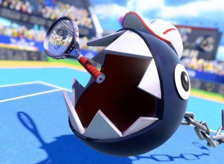 Mario Tennis Aces: ora disponibili i nuovi premi e costumi del mese di ottobre 2020