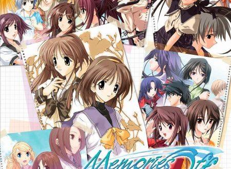 Memories Off Historia Vol. 1 & 2: la raccolta dei due volumi è in arrivo a marzo sui Nintendo Switch nipponici
