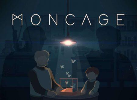 Moncage: il puzzle adventure in arrivo prossimamente sull'eShop di Nintendo Switch