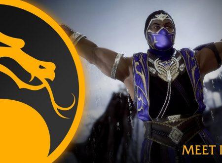 Mortal Kombat 11 Ultimate: pubblicato un nuovo trailer dedicato a Rain