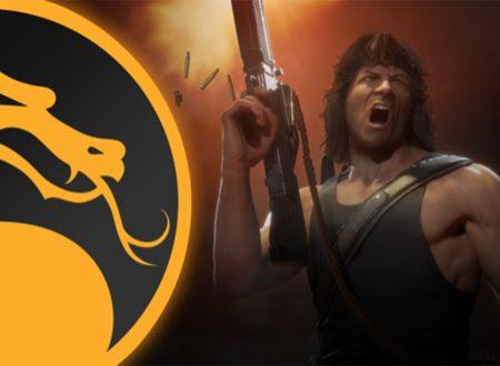 Mortal Kombat 11 Ultimate: pubblicato un nuovo trailer dedicato a Rambo