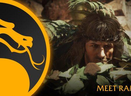 Mortal Kombat 11 Ultimate: pubblicato un nuovo trailer, incontra Rambo