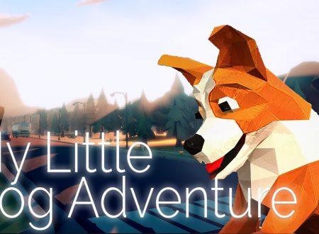 My Little Dog Adventure, il titolo in arrivo il 5 novembre sull'eShop di Nintendo Switch