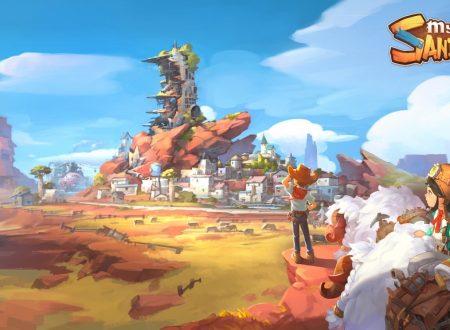 My Time at Sandrock: annunciato il sequel di My Time At Portia, in arrivo anche su Nintendo Switch nel 2021