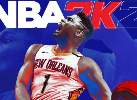 NBA 2K21: un nuovo aggiornamento è scaricabile ora dai Nintendo Switch europei