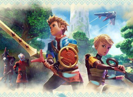 Nintendo Switch: svelati i filesize di Oceanhorn 2: Knights of the Lost Realm, Fire Emblem: Shadow Dragon & the Blade of Light ed altri