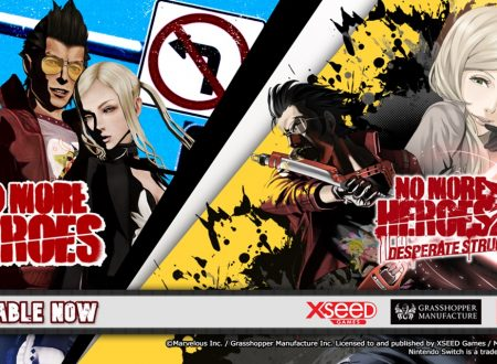 No More Heroes e No More Heroes 2: Desperate Struggle ora disponibili sui Nintendo Switch europei