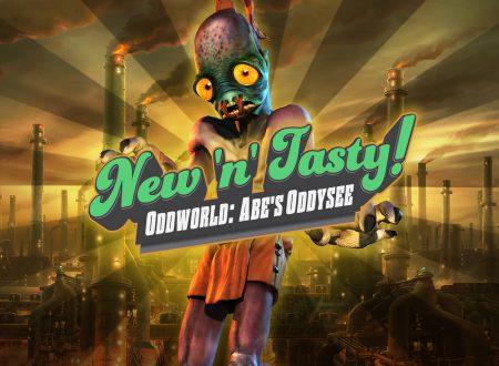 Oddworld: New 'n' Tasty, uno sguardo in video al titolo dai Nintendo Switch europei