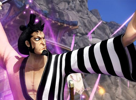 One Piece: Pirate Warriors 4, pubblicati nuovi screenshots dedicati al DLC di Kin'emon