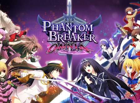 Phantom Breaker: Omnia, il titolo in arrivo nel corso del 2021 su Nintendo Switch