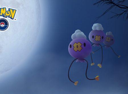 Pokèmon GO: svelato l'arrivo dei Pokèmon di tipo Spettro nell'evento di Halloween