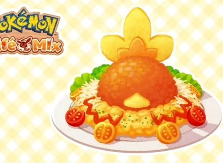 Pokémon Cafe Mix: ora disponibili 50 nuovi stage regolari e nuovi ordini