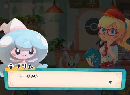 Pokémon Cafe Mix: ora disponibili i nuovi stage evento con Hattrem come protagonista