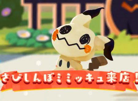 Pokémon Cafe Mix: svelato l'arrivo di nuovi stage evento con Mimikyu come protagonista