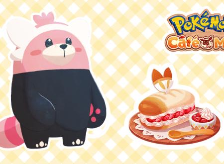 Pokémon Cafe Mix: svelato l'arrivo di nuovi stage regolari con Bewear il 21 ottobre