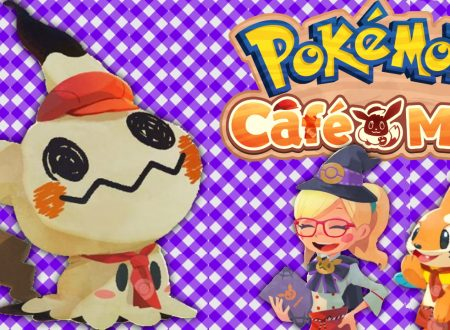 Pokémon Cafe Mix: uno sguardo in video gameplay all'evento speciale in team con Mimikyu