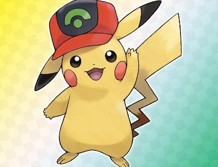 Pokémon Spada e Scudo: svelato il codice seriale di Pikachu con il cappellino di Ash della regione di Hoeen