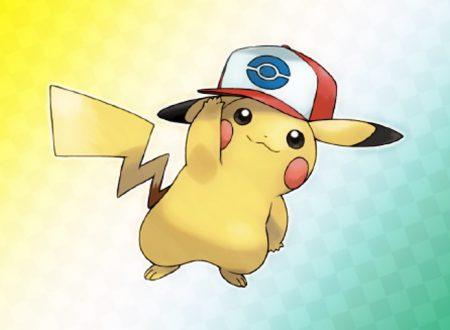 Pokémon Spada e Scudo: svelato il codice seriale di Pikachu con il cappellino di Ash della regione di Unima